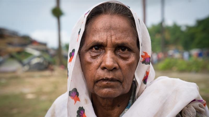 Kisah Dua Wanita Rohingya untuk Dunia