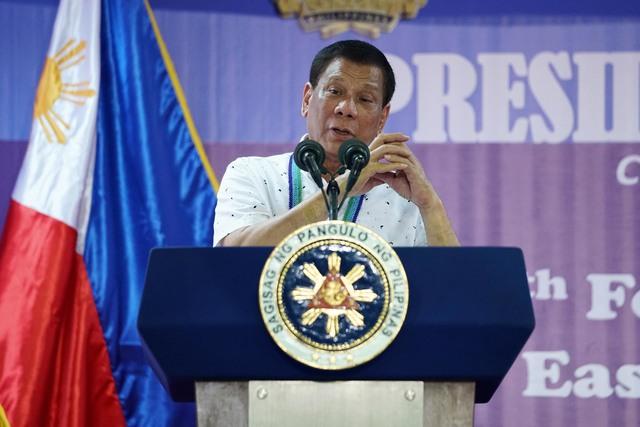 Presiden Filipina Tegaskan Dukungan Penuh untuk Bangsamoro