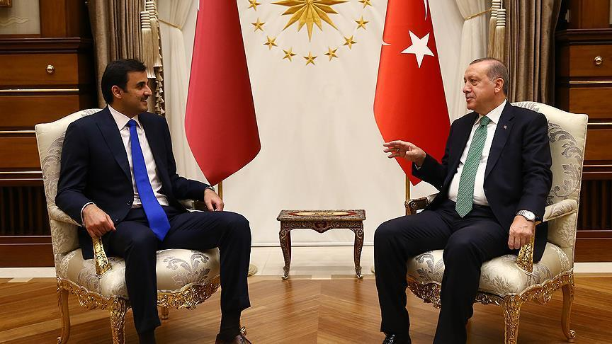 Turki-Qatar Bahas Isu Regional