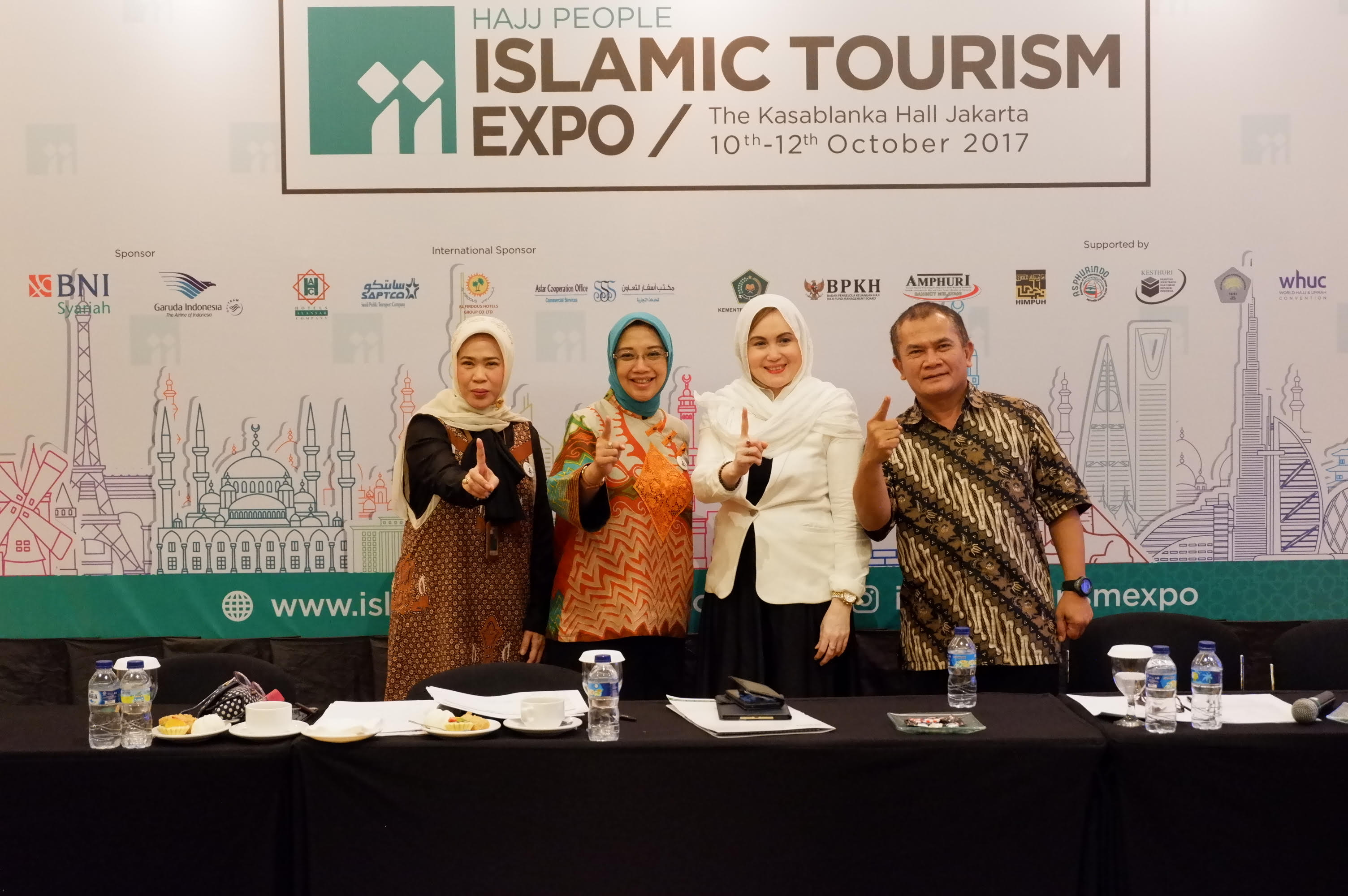 Hajj People – BNI Syariah Akan Gelar Islamic Tourism Expo 2017
