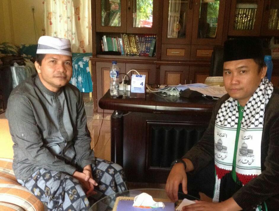 Wawancara Eksklusif MINA : Ulama Aceh Usulkan Satu Pulau Untuk Pengungsi Rohingya