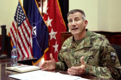 Komandan NATO Tegaskan Dukungan Kuat Terhadap Afghanistan