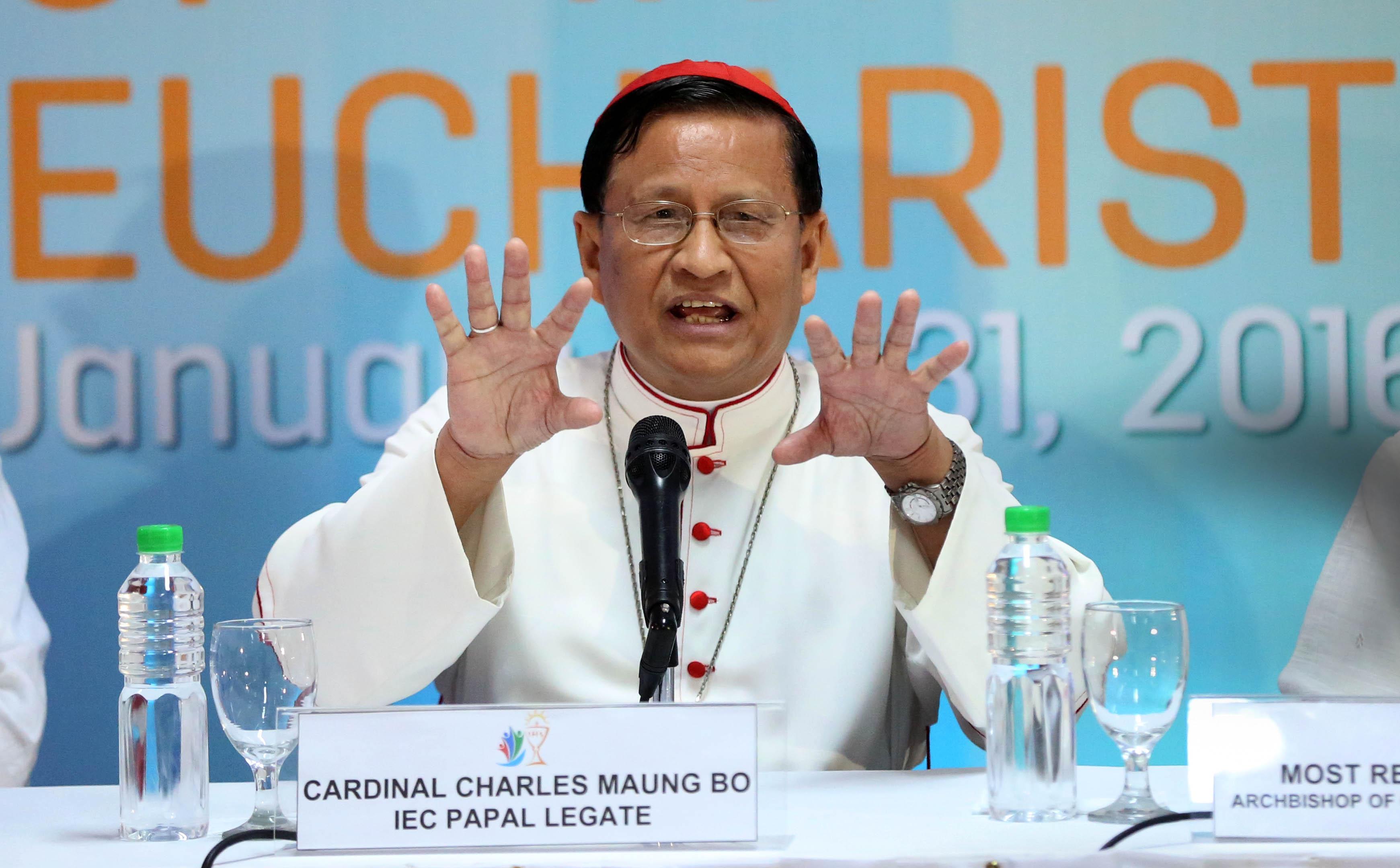 Uskup Agung Katolik Myanmar Ingatkan Risiko Kudeta Militer