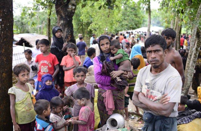 Rohingya Etnis Pribumi di Rakhine Myanmar