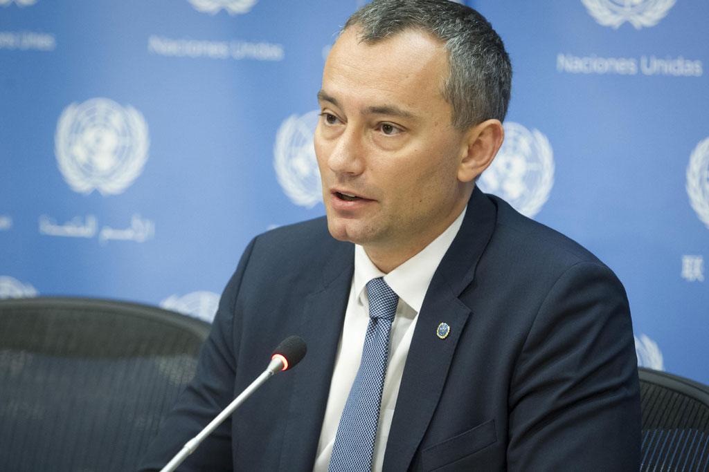 Utusan PBB Tegaskan Siap Dukung Upaya Rekonsiliasi Palestina