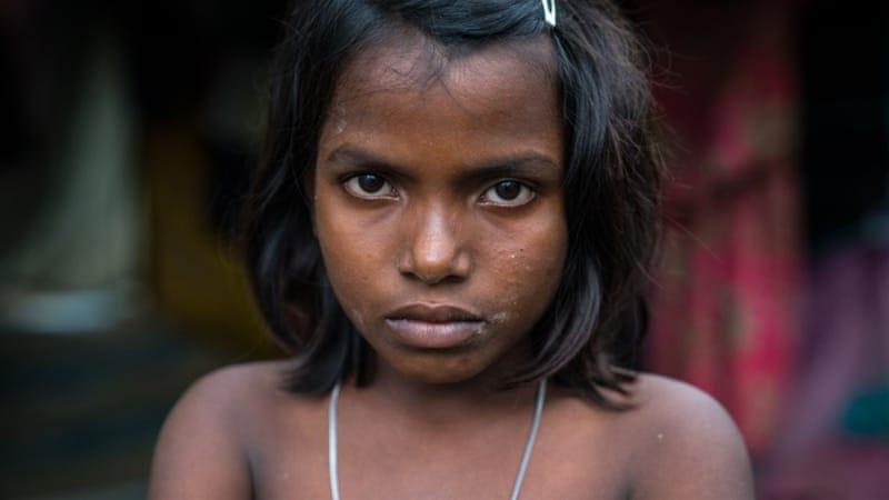 Noor Kajol, Bocah Rohingya yang Rindu Ayah