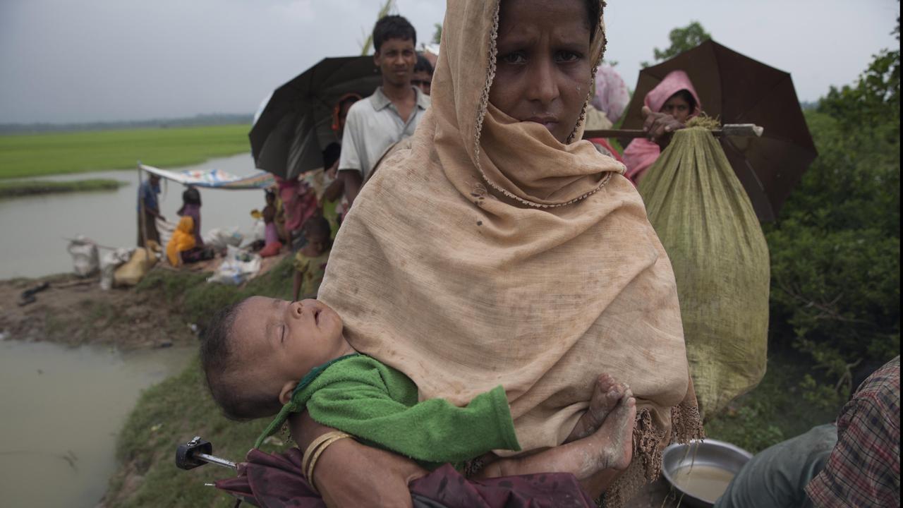 Indonesia Resmi Kirim Bantuan ke Pengungsi Rohingya