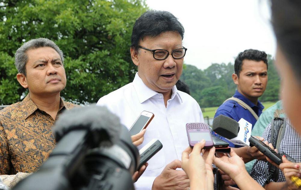Bantah Isu, Mendagri Justru Dukung Pemutaran Film G30S/PKI di Televisi