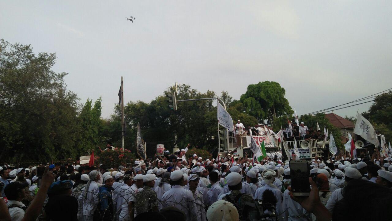 Ketum FPI Ahmad Sabri : Umat Islam Agar Qunut Nazilah untuk Muslim Rohingya