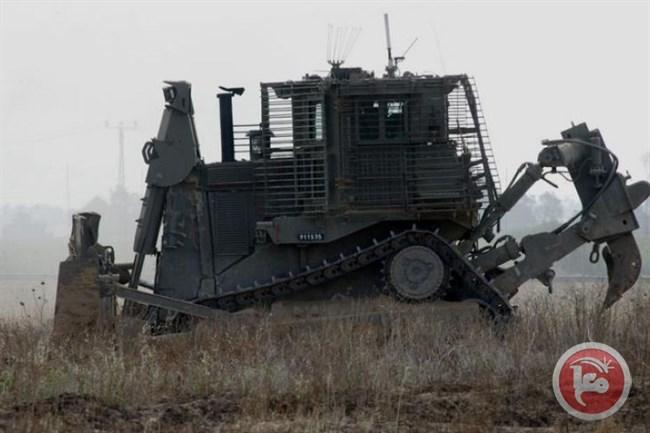 Pasukan Israel Mendarat di Perbatasan Gaza