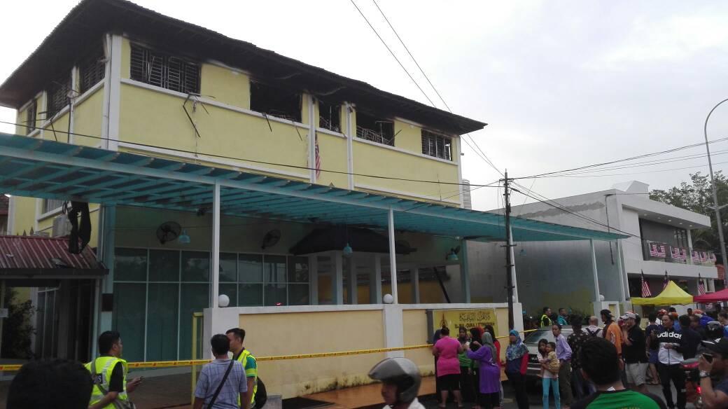 Pusat Tahfidz Darul Quran Malaysia Kebakaran 23 Meninggal Mina News