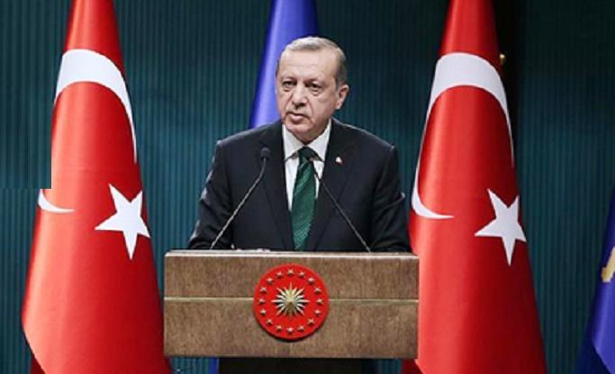 Erdogan Desak Umat Islam Bersatu Hadapi Krisis