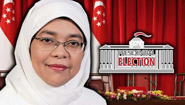 Halimah Yacob Kandidat Utama Presiden Singapura