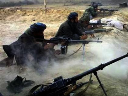 ISIS dan Taliban Saling Serang, 13 Militan Tewas