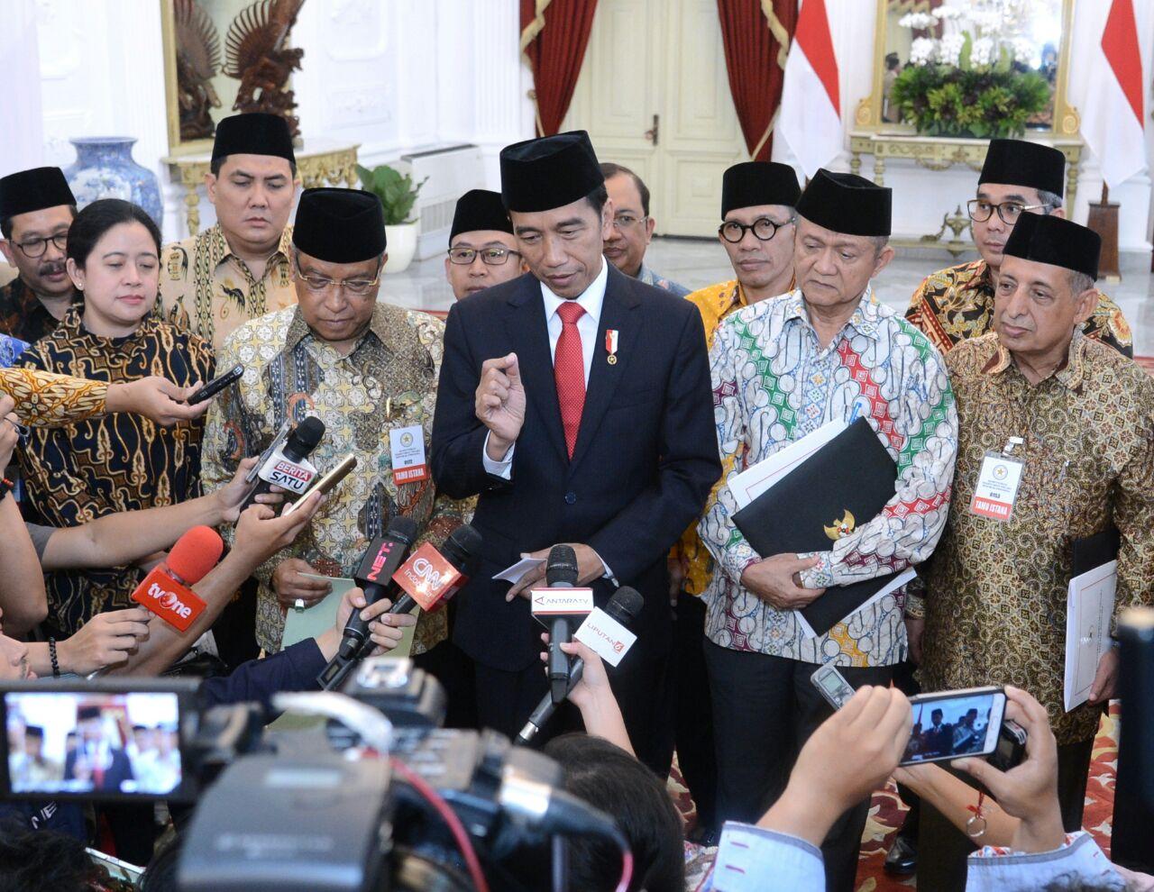 Jokowi Teken Perpres No. 87/2017 tentang Pendidikan Karakter