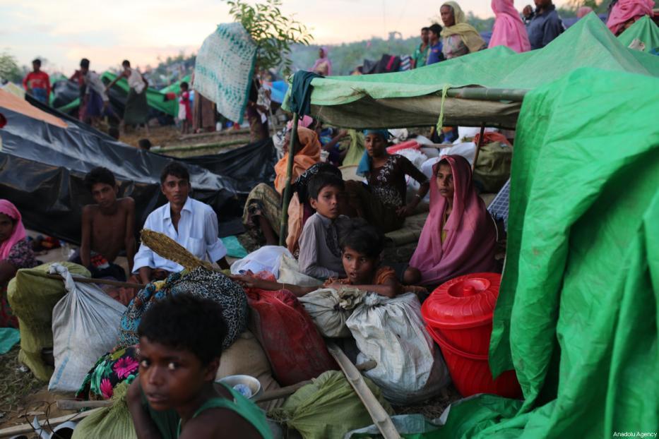 Turki Bangun Tempat Penampungan 100.000 Rohingya