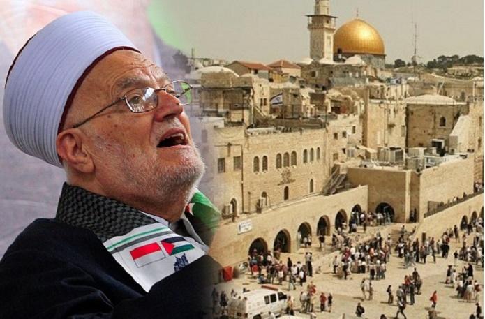 Syaikh Sabri: Israel Tak Punya Wewenang untuk Menutup Bab Al-Rahma