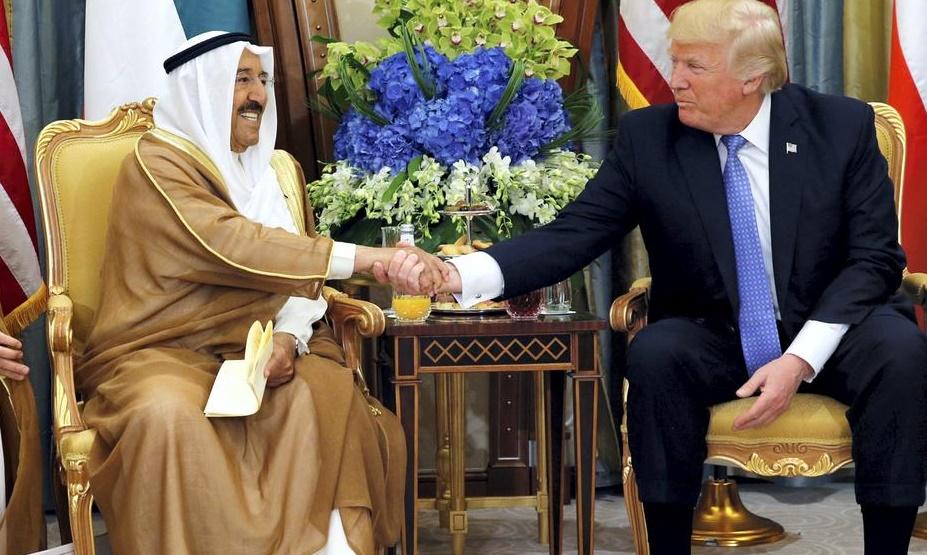 Trump Tengahi Krisis Arab-Qatar