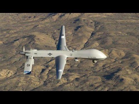 Iran Usir Drone Mata-Mata AS dari Wilayah Udara Nasional