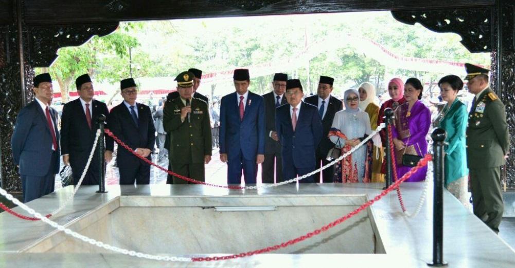 Presiden Joko Widodo : Pemerintah Pegang Teguh TAP MPRS, Tak Beri Ruang Pada PKI