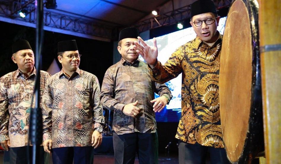 Menag Buka Pentas PAI di Aceh