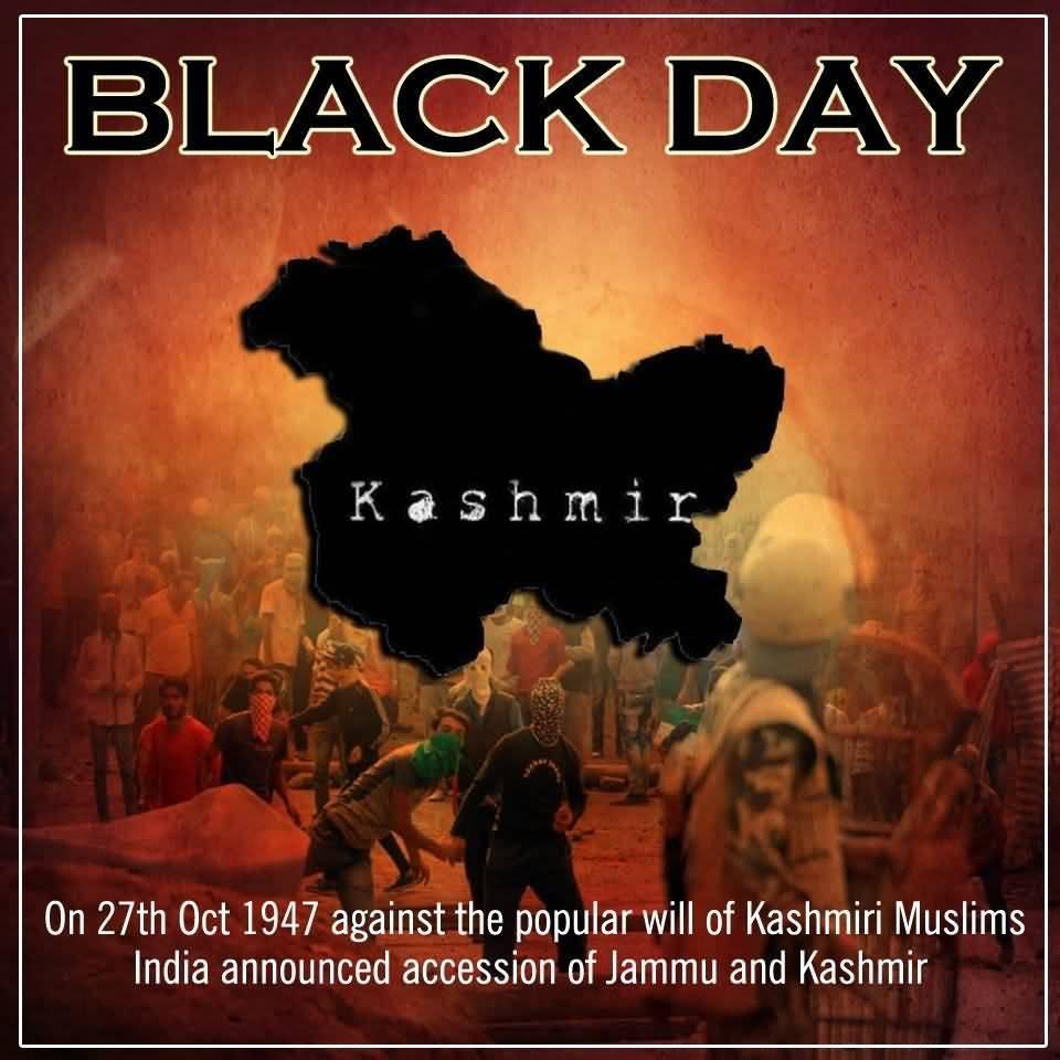 Black Day, 70 Tahun Konflik Kashmir Tak Berkesudahan