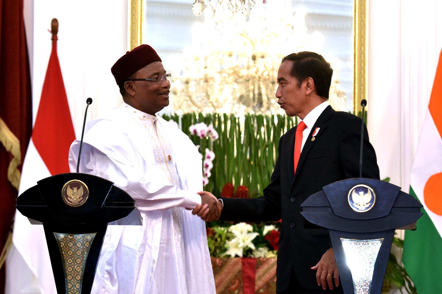 Indonesia-Nigeria Tandatangani Dua Kesepakatan Kerja Sama