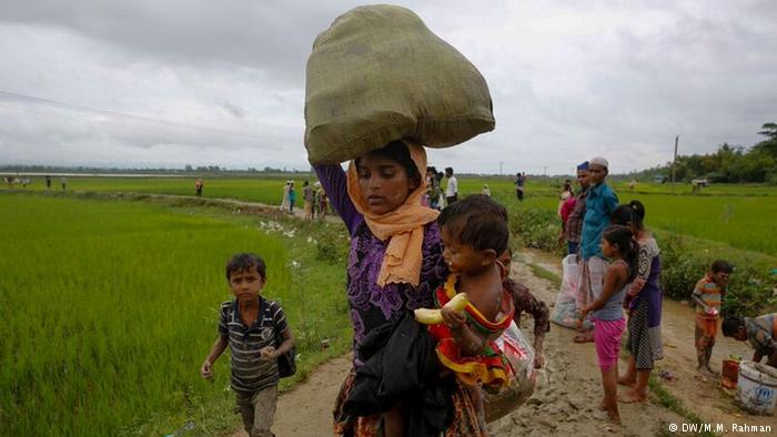 Komisioner HAM PBB Ancam Intervensi Internasional ke Myanmar