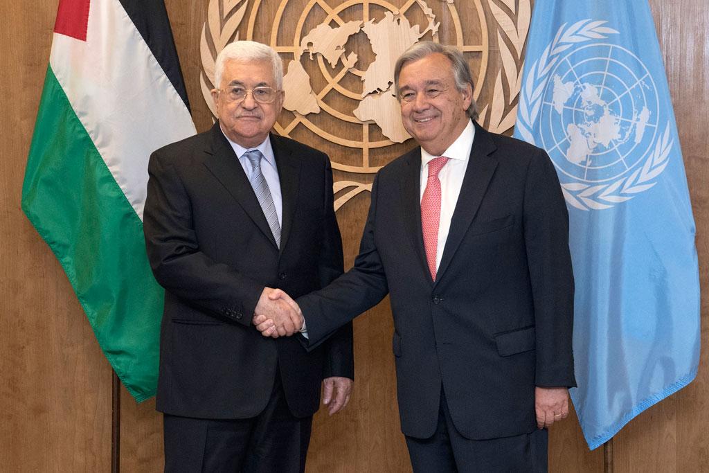 PBB Desak Israel Buka Pembatasan Bergerak Orang dan Barang Palestina