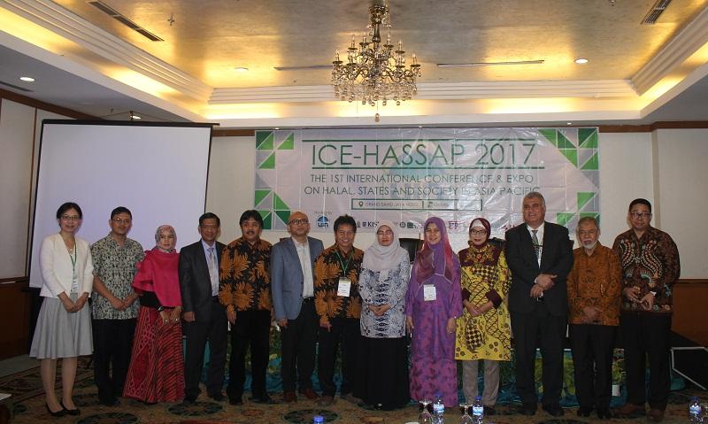 Konferensi Internasional tentang Halal, Negara dan Masyarakat Asia Pasifik Pertama Digelar di Jakarta