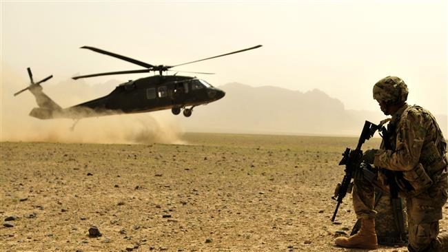 Tentara AS Tewas Dalam Kecelakaan Helikopter di Afghanistan