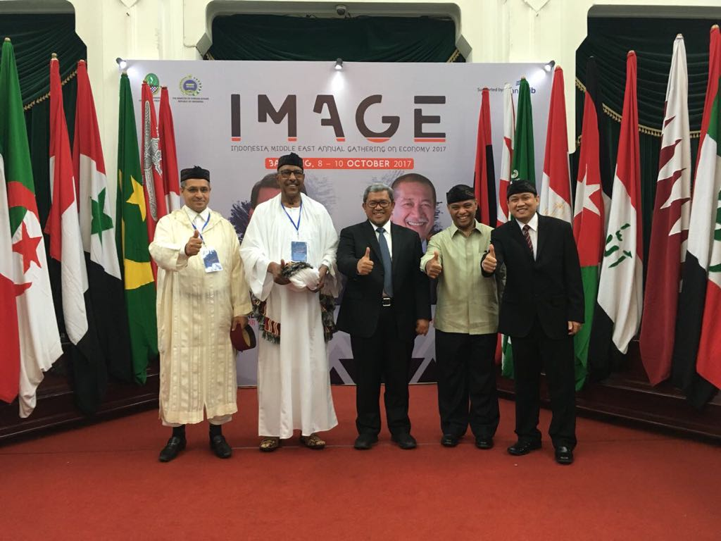 IMAGE 2017 Kuatkan Kerjasama Ekonomi Indonesia-Timur Tengah