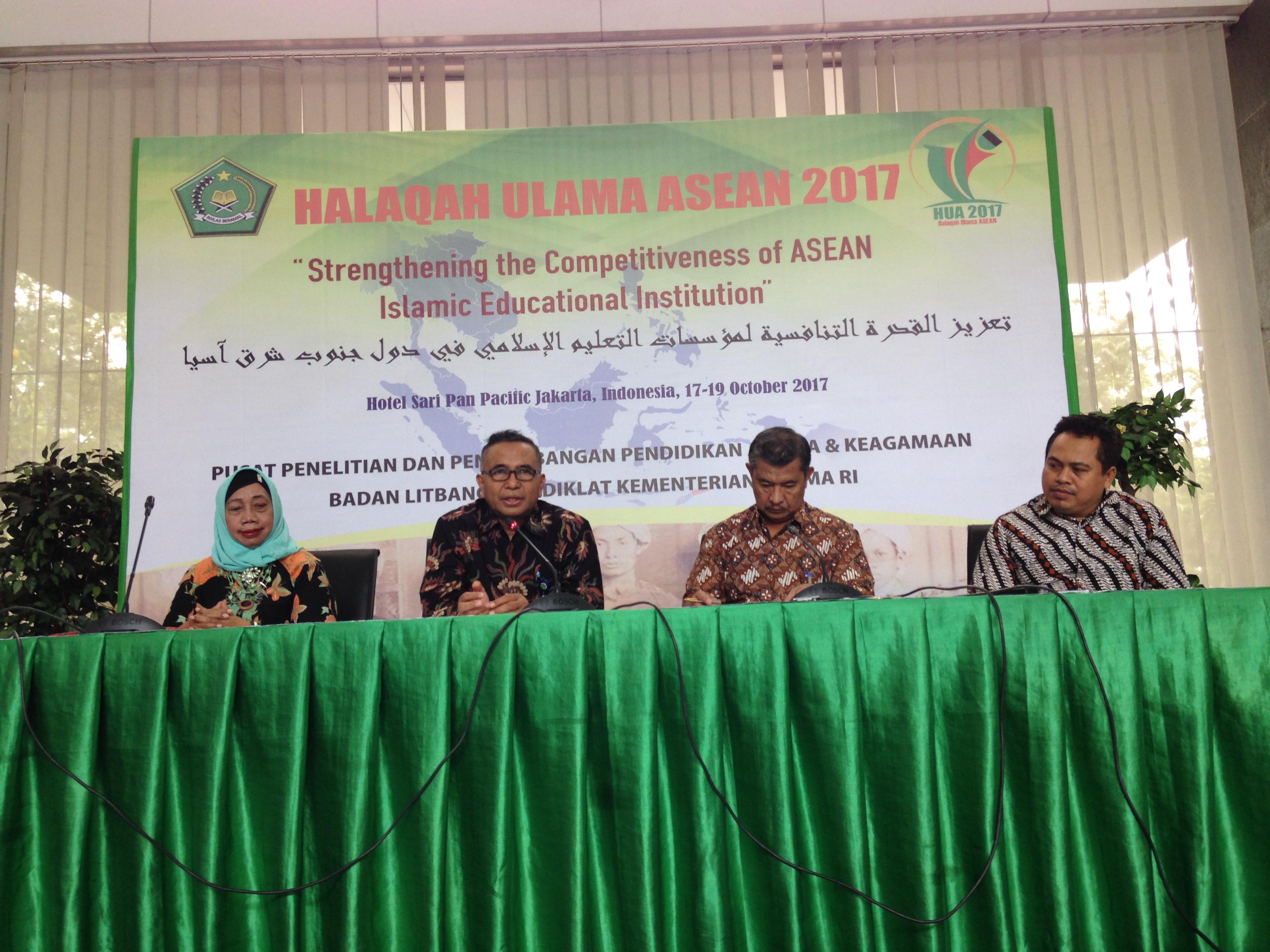 Halaqah Ulama ASEAN Tahun Ini Siap Digelar di Jakarta