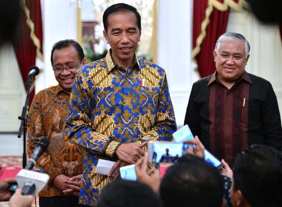 Din Syamsuddin Ditunjuk Sebagai Utusan Khusus Presiden