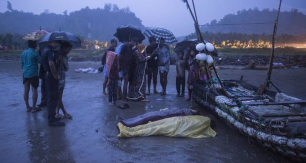 Orang Kaya Rohingya Juga Mengungsi