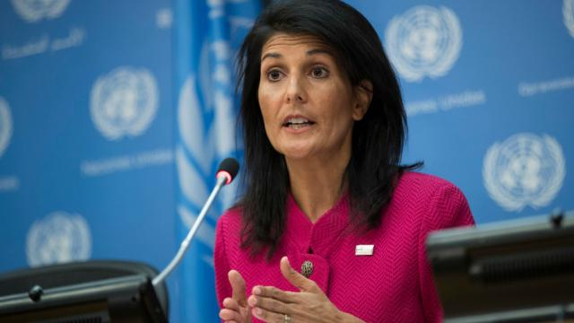 AS Dorong Perpanjang Penyelidikan Serangan Gas Suriah
