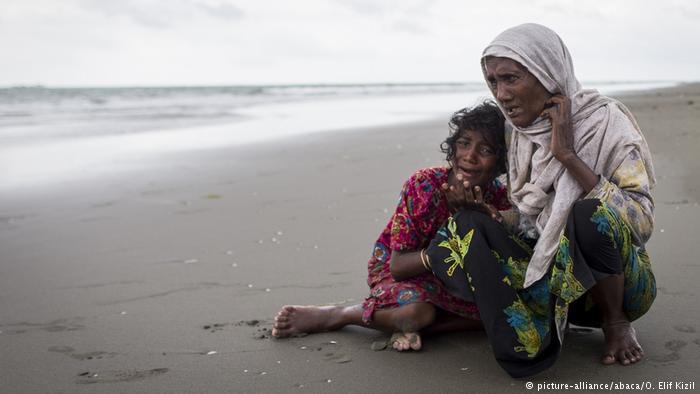 Menlu AS: Militer Myanmar Bertanggung Jawab atas Krisis Rohingya