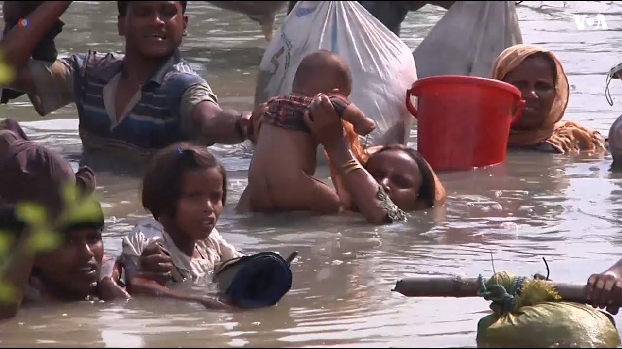 Myanmar Tidak Beri Waktu Bangladesh Pulangkan Rohingya