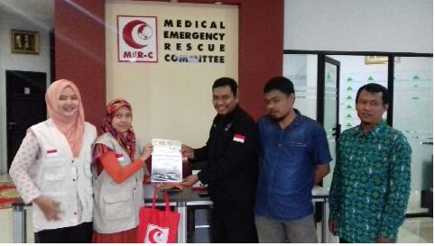 PPMI Sumbang Dana untuk RSI di Rakhine Melalui MER-C