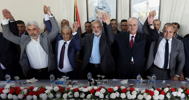 Hamas-Fatah Buka Pembicaraan Rekonsiliasi di Kairo