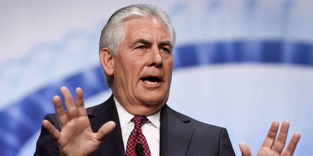 "Tillerson Ingatkan Jangan Jadikan Lebanon ""Konflik Proxy"""
