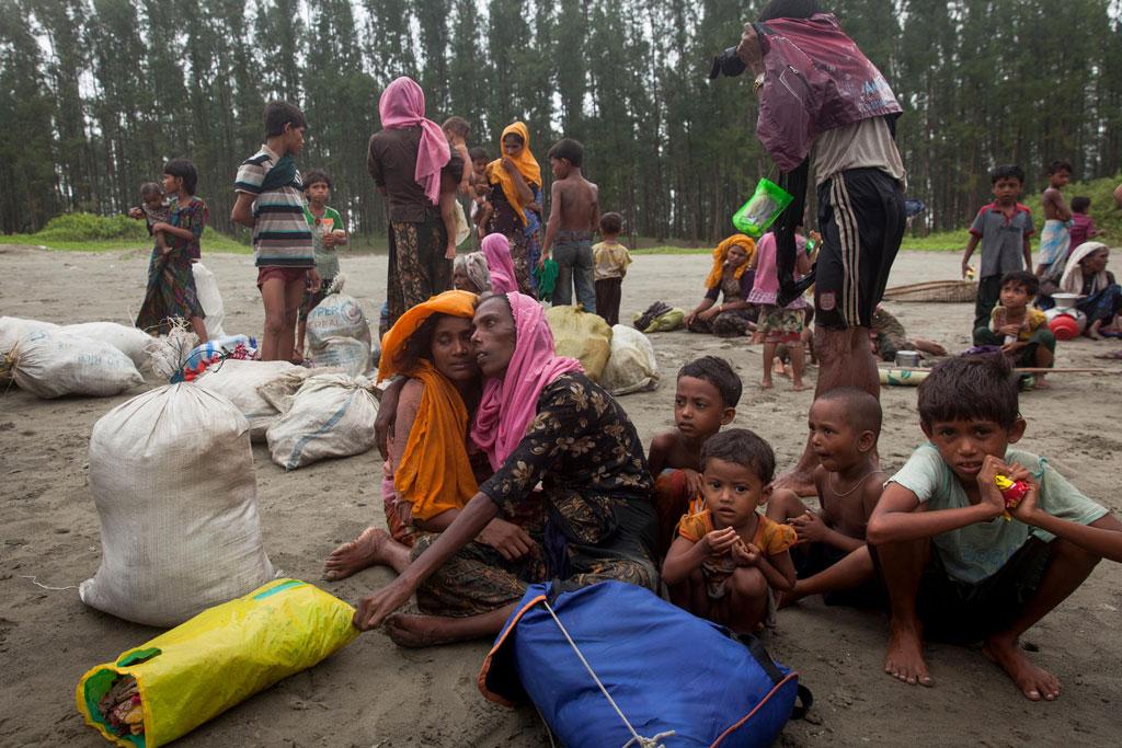 """AS Pertimbangkan Sebut Krisis Rohingya """"Pembersihan Etnis"""""""