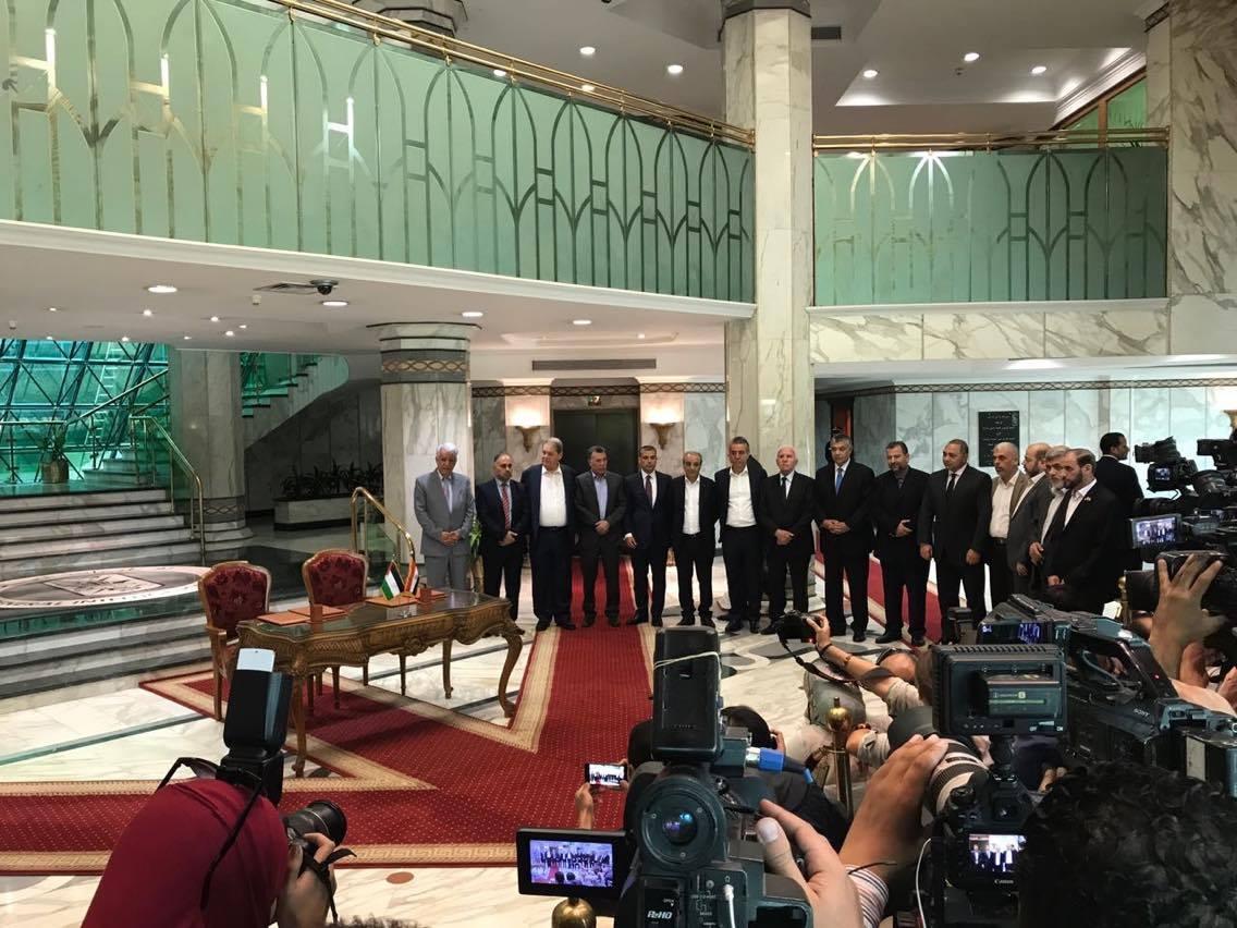 Fatah-Hamas Capai Kesepakatan di Kairo