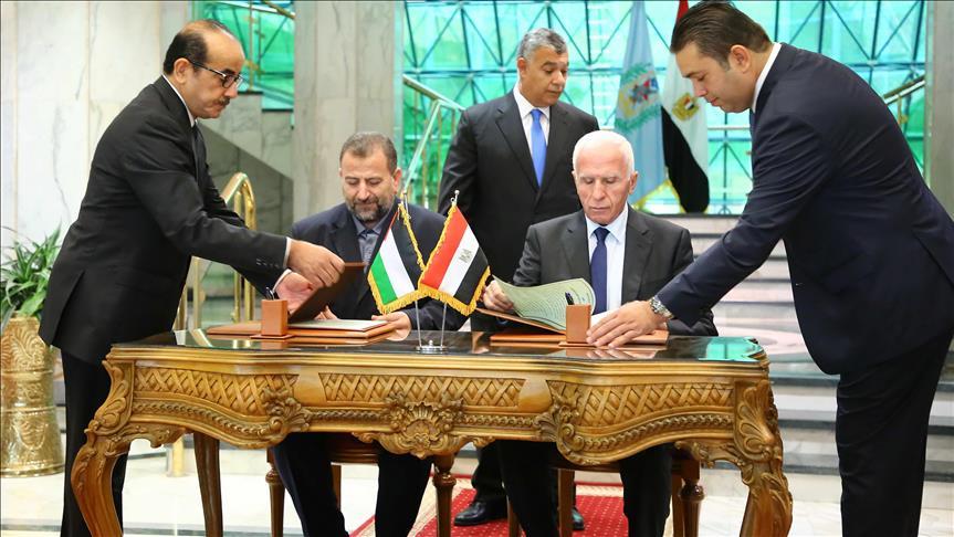 Pemerintah Persatuan Mulai Pimpin Gaza pada 1 Desember 2017