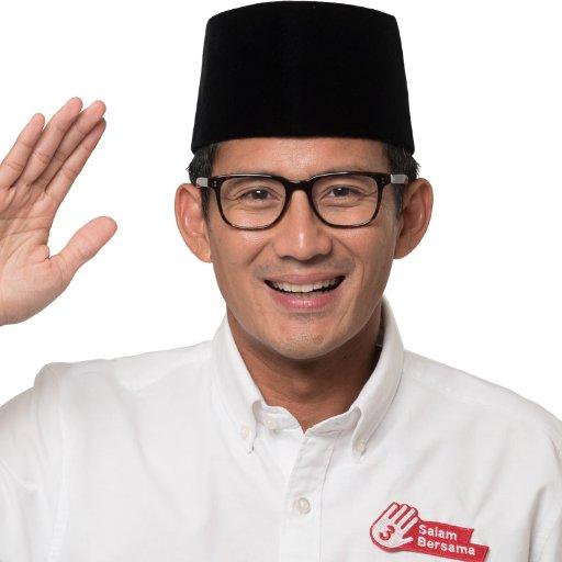 Sandiaga Uno Optimis Jakarta Akan Lebih Baik