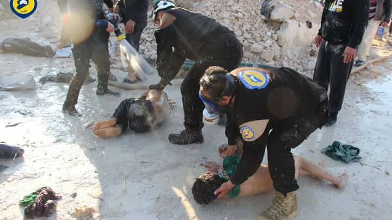 """Lima """"Tersangka"""" Serangan Kimia di Suriah (Pertama dari 2 Tulisan)"""