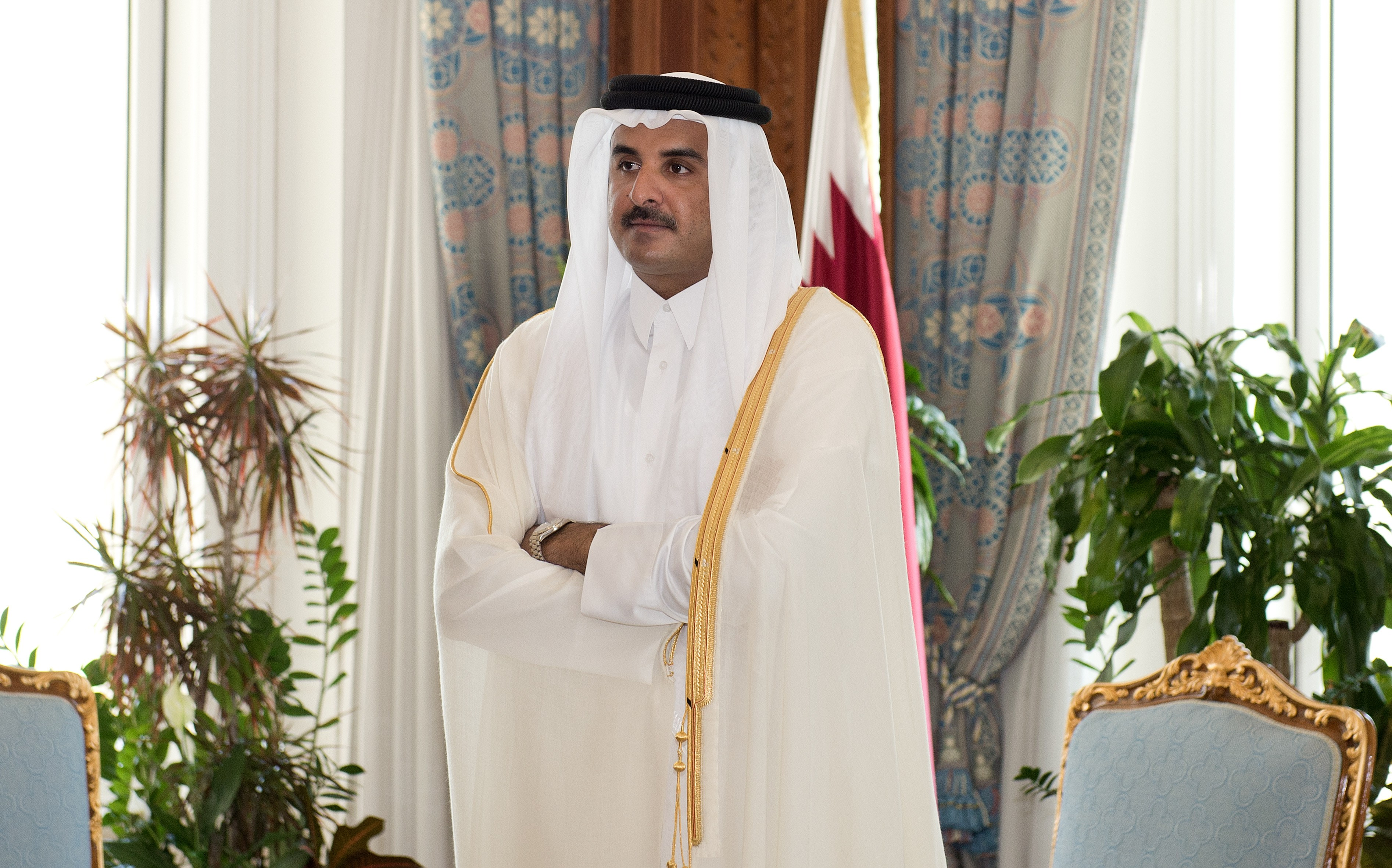 Emir Qatar: Trump Tawarkan Pertemuan di AS Atasi Krisis Teluk