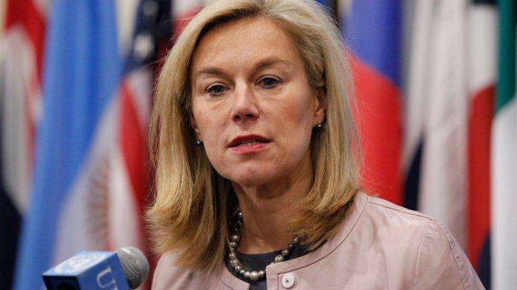 Aktivis Pro-Palestina Belanda Jabat Wakil Menteri Luar Negeri