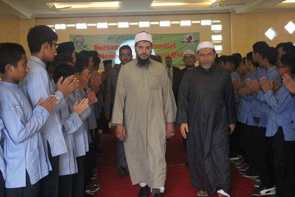 Universitas Al-Azhar Mesir Akui Pendidikan Sekolah Insan Mandiri Cibubur