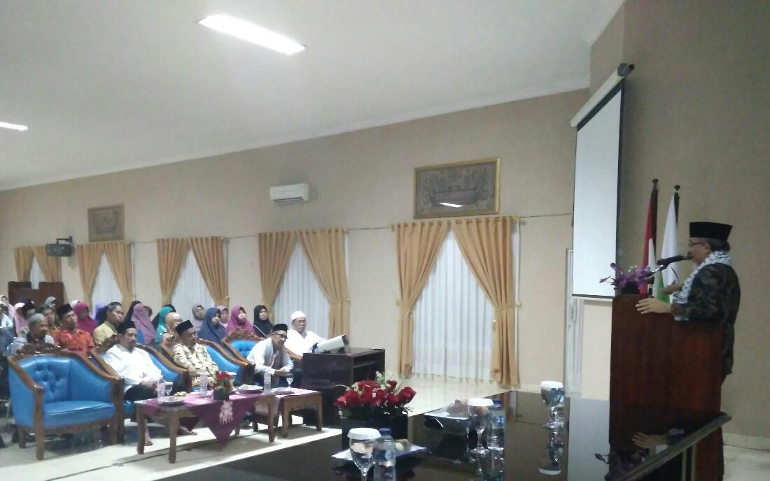 Yakhsyallah Mansur: Al-Quran Solusi Kerukunan Umat